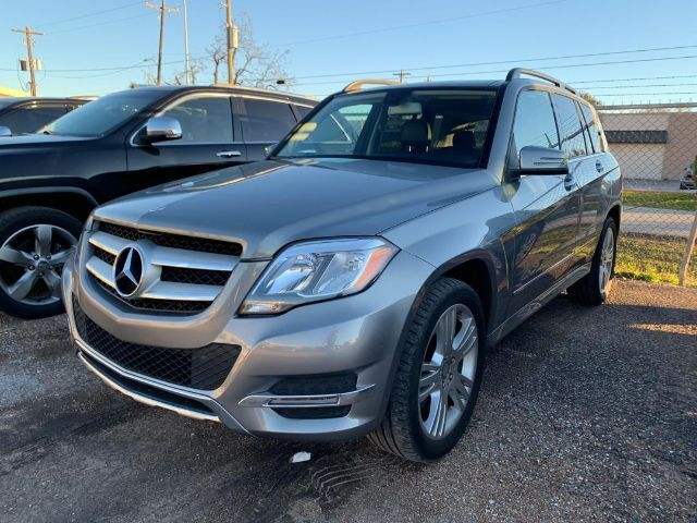 2015 Mercedes-Benz GLK-Class GLK250 BlueTEC 4MATIC Houston TX