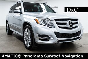 2015 Mercedes-Benz GLK GLK 350 4MATIC® Panorama Sunroof Navigation