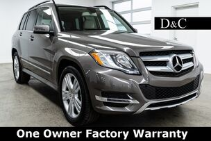 2015 Mercedes-Benz GLK GLK 350 One Owner Factory Warranty