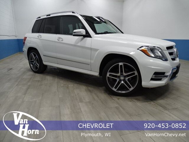 2015 Mercedes-Benz GLK GLK 350 Plymouth WI