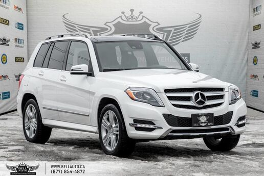 2015 Mercedes-Benz GLK250 BlueTec AWD, NAVI, BACK-UP CAM, PANO ROOF, BLIND SPOT Toronto ON
