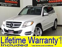 Mercedes-Benz GLK350 4MATIC PREMIUM PKG ATTENTION ASSIST NAVIGATION PANORAMA LEATHER HEATED SEATS 2015