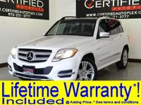 Mercedes-Benz GLK350 PREMIUM PKG LANE TRACKING PKG LANE KEEP ASSIST BLIND SPOT ASSIST NAVIGATION 2015
