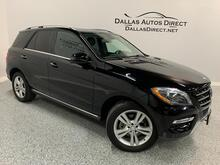 2015_Mercedes-Benz_M-Class_ML 250 BlueTEC_ Carrollton  TX