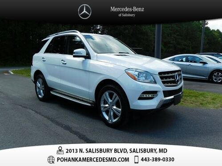 2015_Mercedes-Benz_M-Class_ML 250 BlueTEC®_ Salisbury MD