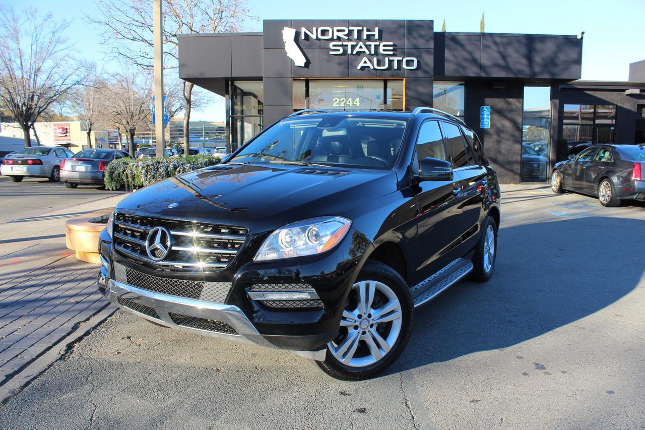 2015 Mercedes-Benz M-Class ML 250 BlueTEC Walnut Creek CA