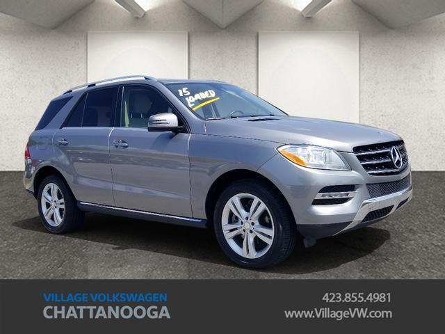 2015 Mercedes-Benz M-Class ML 350 4MATIC® Chattanooga TN