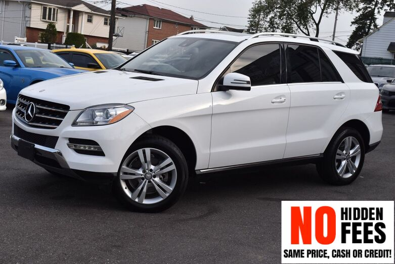 2015 Mercedes-Benz M-Class ML 350 4MATIC Elmont NY