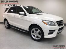 2015_Mercedes-Benz_M-Class_ML 350 AMG Sport 20 AMG WHLS One Owner Clean Carfax Pano Roof_ Addison TX