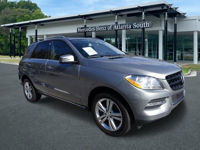 2015 Mercedes-Benz M-Class ML 350 Atlanta GA