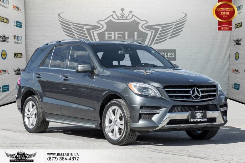 2015 Mercedes-Benz M-Class ML 350 BlueTEC, AWD, NAVI, 360 CAM, SENSORS Toronto ON