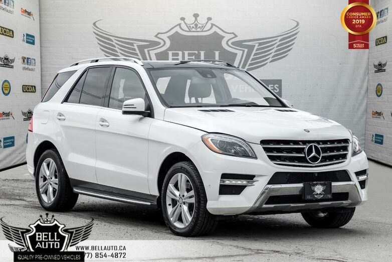 2015 Mercedes-Benz M-Class ML 350 BlueTEC, PREMIUM PKG,360 CAM, NAVI, PANO ROOF Toronto ON