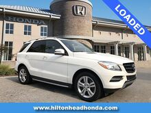 2015_Mercedes-Benz_M-Class_ML 350_ Bluffton SC