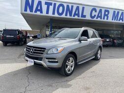 2015_Mercedes-Benz_M-Class_ML 350_ Cleveland OH