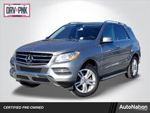 2015_Mercedes-Benz_M-Class_ML 350_ Cockeysville MD