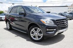 2015_Mercedes-Benz_M-Class_ML 350_ Coral Gables FL