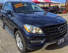 2015_Mercedes-Benz_M-Class_ML 350_ Harlingen TX