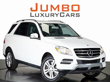 2015_Mercedes-Benz_M-Class_ML 350_ Hollywood FL