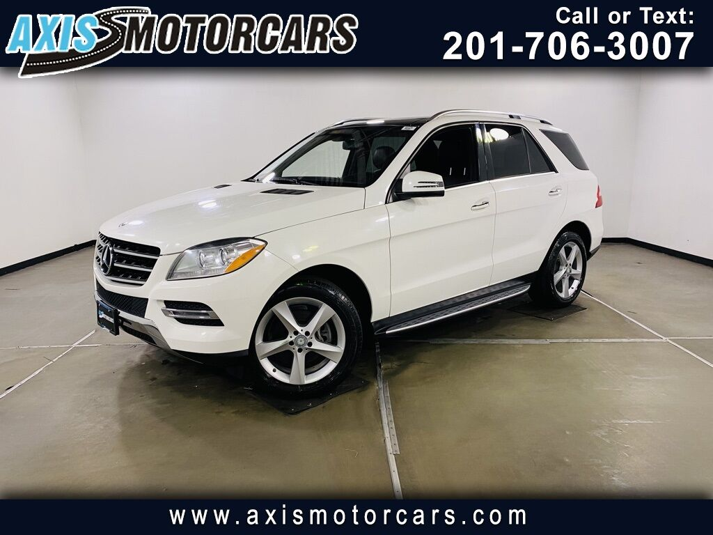 2015 Mercedes-Benz M-Class ML 350 Jersey City NJ
