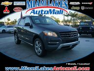 2015 Mercedes-Benz M-Class ML 350 Miami Lakes FL