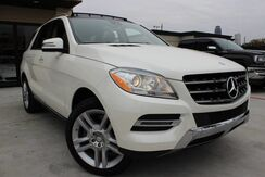 2015_Mercedes-Benz_M-Class_ML 350 NAVI PANO ROOF REAR CAMERA LANE KEEP ASSIST_ Houston TX