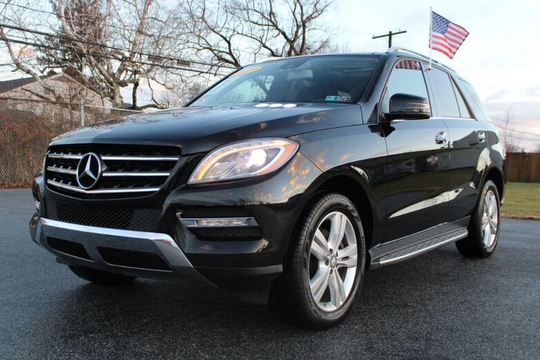 2015 Mercedes-Benz M-Class ML 350 New Castle DE
