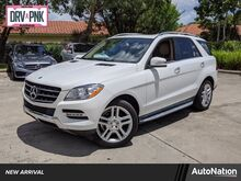 2015_Mercedes-Benz_M-Class_ML 350_ Pembroke Pines FL