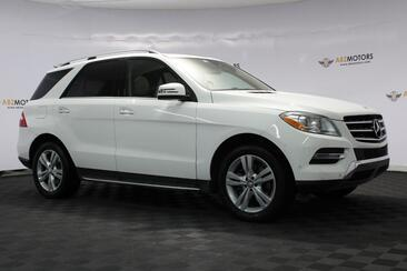 2015_Mercedes-Benz_M-Class_ML 350 Premium 1 Pkg,Convenience Pkg,Lane Tracking Pkg,Parking Assist Pkg,Nav,360 Cam_ Houston TX