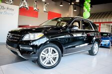 2015 Mercedes-Benz M-Class ML 350 Premium Package Tow Hitch