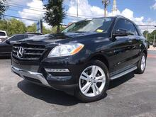 2015_Mercedes-Benz_M-Class_ML 350_ Raleigh NC