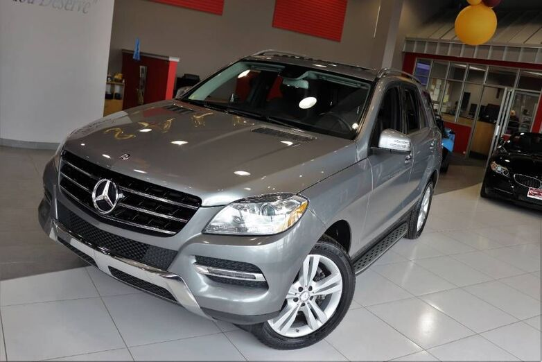 2015 Mercedes-Benz M-Class ML 350 Springfield NJ