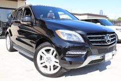 2015_Mercedes-Benz_M-Class_ML 350 TEXAS BORN 1 OWNER CLEAN CARFAX SHOWROOM CONDITION!!!_ Houston TX