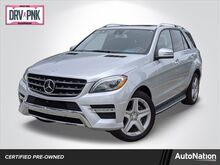 2015_Mercedes-Benz_M-Class_ML 400_ Pembroke Pines FL