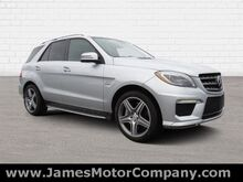 2015_Mercedes-Benz_M-Class_ML 63 AMG®_ Lexington KY