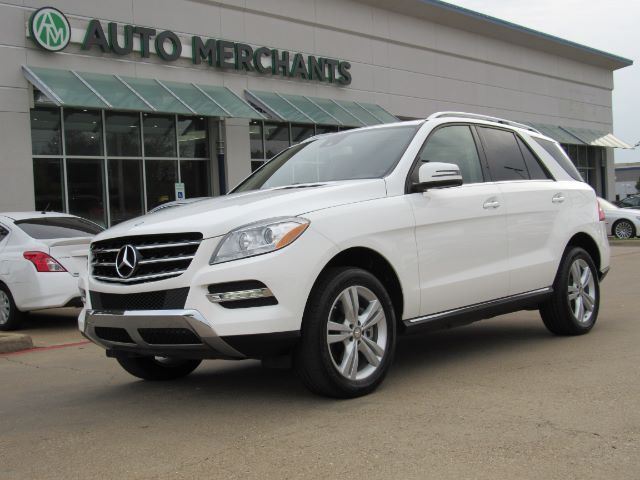 2015 Mercedes-Benz M-Class ML350 3 5L 6CYL AUTOMATIC, SUNROOF, NAVIGATION,  BLIND SPOT MONITOR, BLUETOOTH CONNECTIVITY
