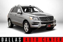 2015_Mercedes-Benz_M-Class_ML350 4MATIC_ Carrollton TX