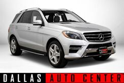 2015_Mercedes-Benz_M-Class_ML350_ Carrollton TX