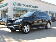 2015_Mercedes-Benz_M-Class_ML350, LEATHER SEATS, SUNROOF, NAVIGATION, HEATED SEATS, BACKUP CAMERA, BLUETOOTH CONNECTIVITY_ Plano TX
