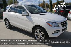 2015_Mercedes-Benz_M-Class_ML350 RWD_ Carrollton TX