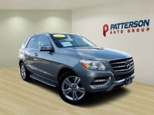 2015_Mercedes-Benz_M-Class_RWD 4DR ML 350_ Wichita Falls TX