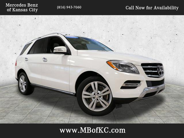 2015 Mercedes-Benz ML 250 BlueTEC  Kansas City MO