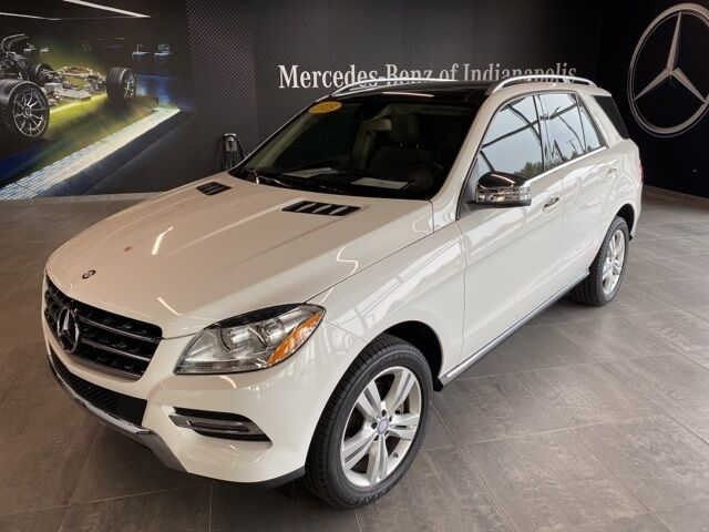 2015 Mercedes-Benz ML 350 4MATIC® SUV Indianapolis IN