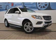 2015_Mercedes-Benz_ML_350 4MATIC® SUV_ Kansas City MO