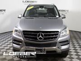 2015 Mercedes-Benz ML 350 4MATIC® SUV Lincolnwood IL