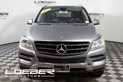2015 Mercedes-Benz ML 350 4MATIC® SUV