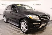2015 Mercedes-Benz ML 350 4MATIC® SUV Lincolnwood IL