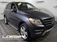2015 Mercedes-Benz ML 350 4MATIC® SUV