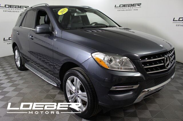 2015 Mercedes-Benz ML 350 4MATIC® SUV Chicago IL