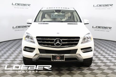 2015_Mercedes-Benz_ML_350 4MATIC® SUV_ Chicago IL