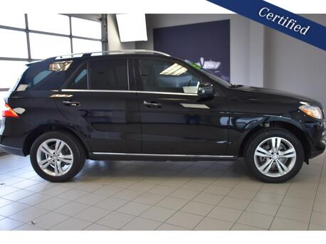 2015_Mercedes-Benz_ML_350 4MATIC® SUV_ Medford OR